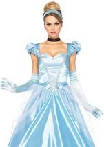 Leg Avenue Classico Cenerentola 3 Pezzi Adulto Donna Halloween Costume 85518 - $70.65