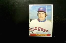 1979 TOPPS TEXAS RANGERS TOBY HARRAH #234 - $2.23