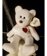 VALENTINO Beanie Baby 1994/93 with multiple ERRORS on tags . RARE Brown ... - $2,970.00