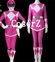 Power Ranger Mei Adult Halloween Costumes Pink Ranger Zyuranger Ptera Ranger Cos - $126.00