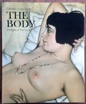 The Body Images of the Nude Edward Lucie-Smith 1st Printing 1981 Thames ... - $33.15