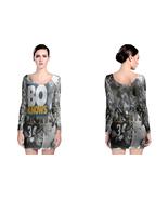 BO JACKSON BO KNOWS  Womens Sexy Long Sleeve Bodycon Dress - $23.99+