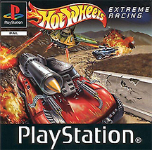Hot Wheels Extreme Racing Playstation PS1  Complete CIB - $14.93