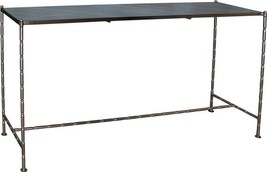 Console Dovetail Steel Marble New DT-4368 Free Shi - $849.00