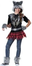 Small Size Girls Wear Wolf Costume Home Holiday Baby Kids Decorative Acc... - $53.55