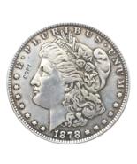 USA Morgan1878 coins plated-silver Coin Copy - $5.99
