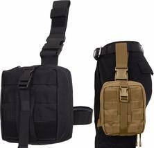 MOLLE Tactical Drop Leg EMT Medical Supply Pouch - $25.99