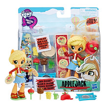 My Little Pony Equestria Girls Applejack Snack Creations New in Package - $12.88