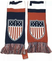 Team USA Apparel Red White Blue United States Olympic Scarf Adult One Si... - $21.79
