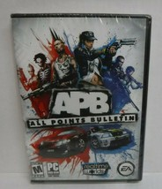 EA APB All Points Bulletin PC DVD Video Game - $19.01