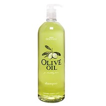 Regis DESIGNLINE Olive Oil Shampoo, 33.8oz - Uniquely fortified with olive oil a