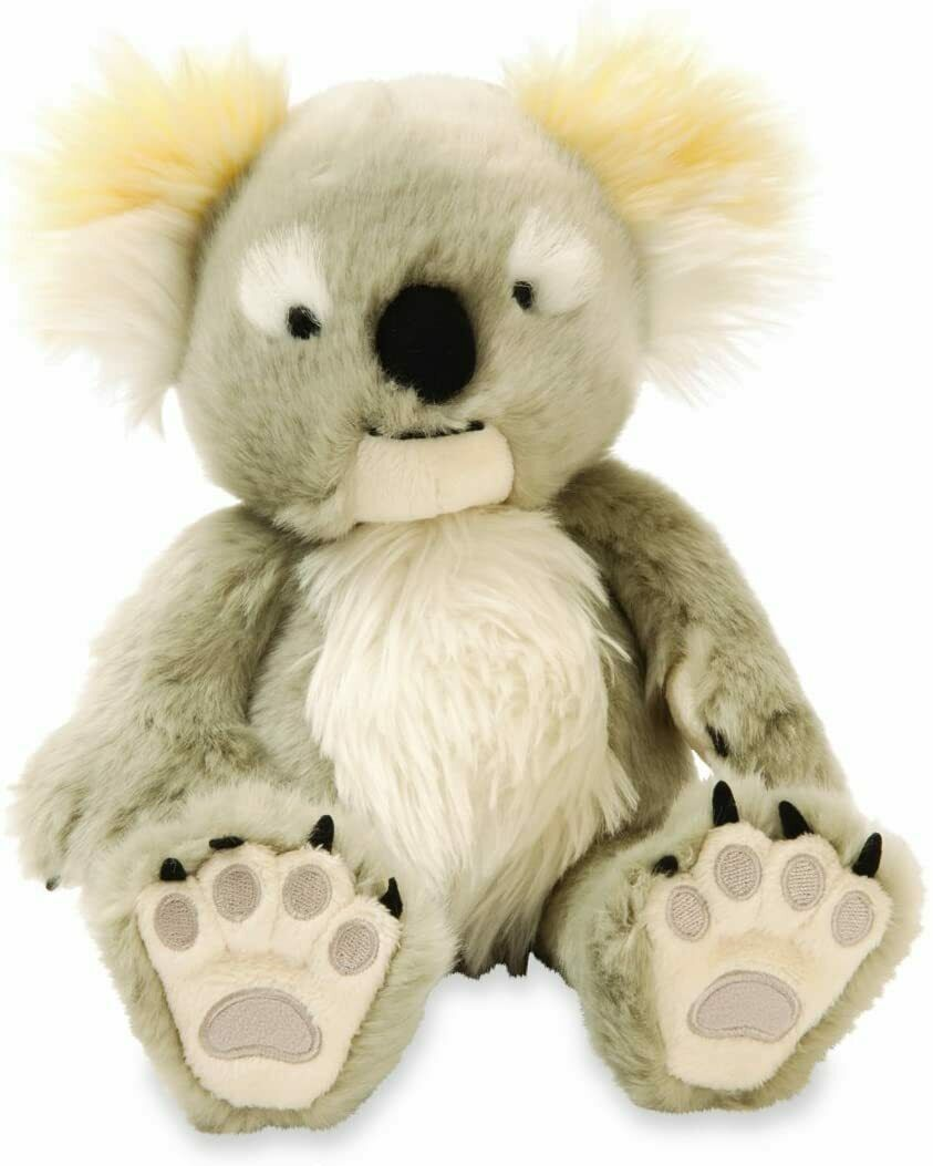 Primary image for Manhattan Toy Wildlife Collection Baby Kimble Koala Bear Stuffed Plush Gray 2010