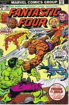 1976 Fantastic Four #166 Hulk Marvel Comics VINTAGE - $23.22
