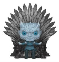 Pop Game of Thrones Night King on Iron Throne Vinyl Figue - $19.79