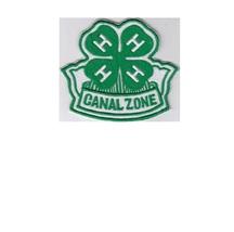 Canal Zone 4-H Club a Youth Development Organisation Zona del Panama 3.25 x 3.75 - $9.99