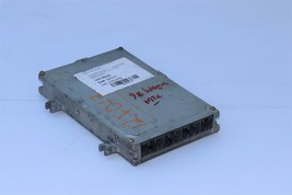 Acura Integra MTX Manual Trans Engine Computer Control ECU ECM PCM 37820-P75-A04