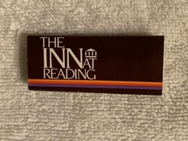 THE INN AT READING THE PUBLICK HOUSE RESTAURANT AND BAR MATCHES IN BOX  ... - $4.95