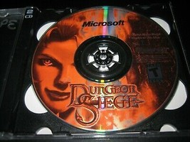 Dungeon Siege (PC, 2002) - Replacement Disc 1 Only!!! - $5.93