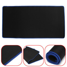 60*30CM Gaming Mouse Pad Ultra Large Rubber Keyboard Mat Locking Edge Ta... - $305,17 MXN
