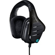 Logitech Artemis Spectrum RGB 7.1 Surround Gaming Headset - Mini-phone, USB - Wi - $95.58