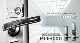 Milre MI-6300D Keyless Digital Door Lock Security Entry Passcode + 4Touch Keys image 7