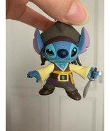Lilo & Stitch Jolly Roger 7cm Action Figure Posture Anime play Toy child... - $9.34
