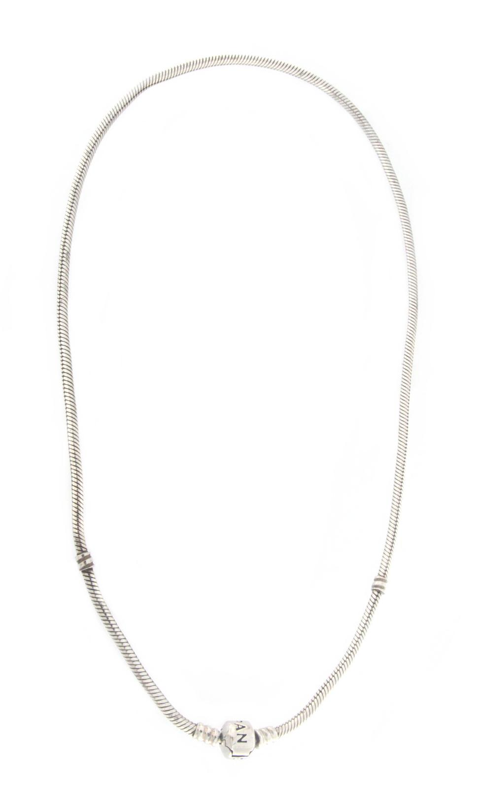 Pandora Women's .925 Silver Necklace