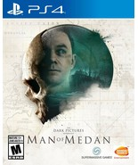 The Dark Pictures Anthology - Man of Medan - PlayStation 4 [video game] - $29.39