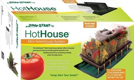 Heated Indoor Planting Seed Grower Growing Mat Tray Seedling Container NEW - $57.65