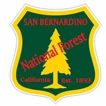 San Bernardino National Forest Sticker R3301 California YOU CHOOSE SIZE - $1.45+
