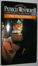 The Fingerprint (A Miss Silver Mystery) [Mass Market Paperback] [Jan 01, 1980] P