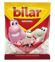 Ahlgrens Bilar (Candy Cars) Original Bag 125g Swedish Candy (SET OF 12 b... - $49.49