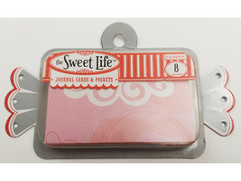 Colorbok The Sweet Life Journal Cards & Pockets, Scrapbooks, Journals, Cards