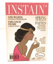 Thebalm Instain Long Wearing Powder Staining Blush Lace Pink 6.5 g - $8.90