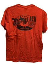 Rossi e Neri Bookstore Tradition Casa T-Shirt Taglia M - $10.88