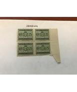 Italy Segnatasse 0.25 block mnh 1945    stamps - $9.50