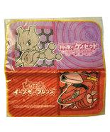 Pokemon Toyota Toyopet Pokemon Movie Mewtwo / Genesect Promo Anime Hand ... - $9.88