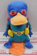 "Disney Store Exclusive Disney Phineas & Pherb Perry Platypus 12"" plush t... - $14.03"