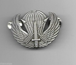 ARMY SPECIAL FORCES AIRBORNE PROTOTYPE MILITARY  PIN BADGE - $17.14