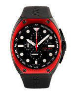Montres De Luxe Milano Men's SuperAvio Stainless Steel Chronograph Date ... - $327.75