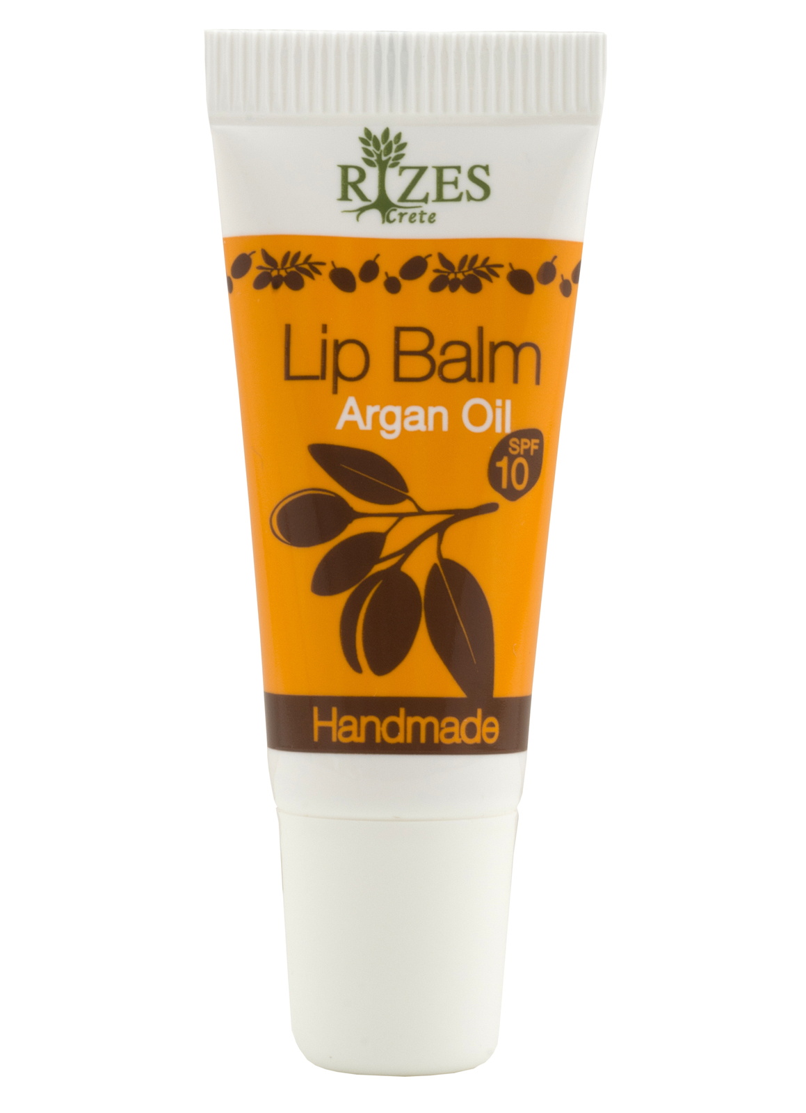 Lip balm with spf and argan oil without vaseline