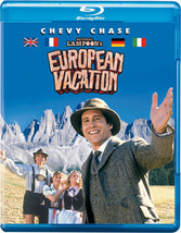 European Vacation (Blu-Ray/National Lampoons/Eng-Sp-Fr Sub)