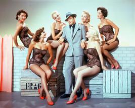 Marlon Brando In Guys And Dolls 16X20 Canvas Giclee - $69.99