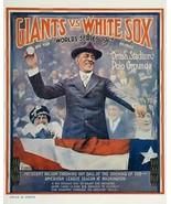1917 CHICAGO WHITE SOX vs NEW YORK GIANTS NY 8X10 PHOTO BASEBALL PICTURE... - $4.94