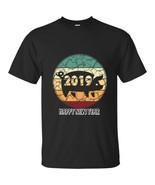 Happy New Year 2019 Shirt Year Of The Pig Tee Shirt Funny Pig unisex - $18.76+