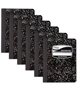 Mead 9932 Square Deal Composition Book, 100-Count, College Ruled, (6-Pack) - $16.06