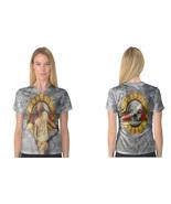 AXL Rose V-Neck Tee Women's T-Shirt - $21.99