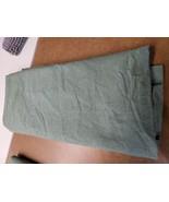 "PILLOWFORT BLACKOUT CURTAIN PANEL CHAMBRAY GREEN 42"" X 84"" - $13.92"