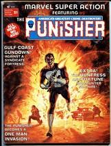 Marvel Super Action #1 Comic Mag 1976- 1st Huntress -MOCKINGBIRD -PUNISHER - $81.97