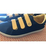 Ugg Alix Skater Sneakers Blue/Yellow Women's Size 5 - $37.40